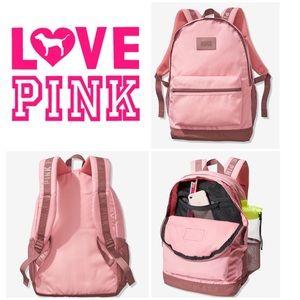 Victoria's Secret PINK CAMPUS BACKPACK COLOR ROSE
